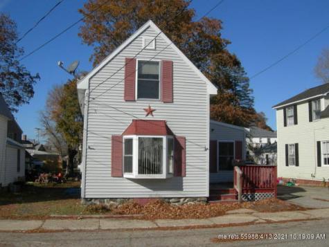 24 Sherburne Street Sanford ME 04073