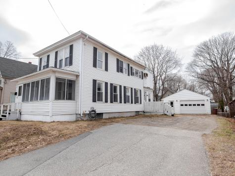 4 Quimby Street Augusta ME 04330