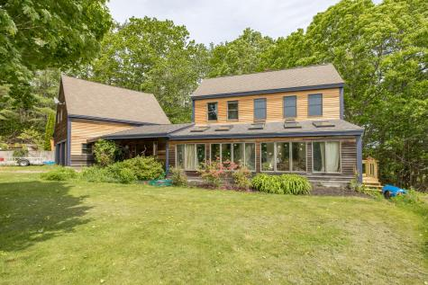 286 Wiscasset Road Whitefield ME 04353