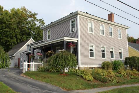 5 Middle Street Hallowell ME 04347