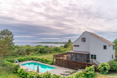 18 Angell Point Road Cape Elizabeth ME 04107