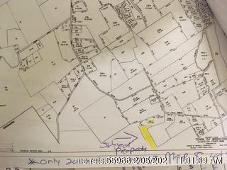 8 Map - Lot 43-1 Bridgton ME 04040