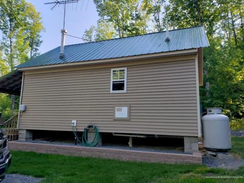 1594 Embden Pond Road Embden ME 04958