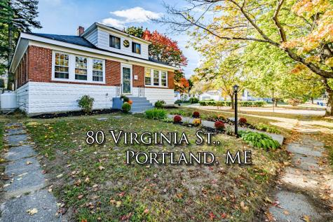 80 Virginia Street Portland ME 04103