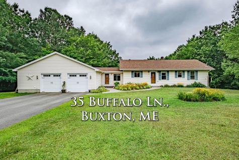 35 Buffalo Lane Buxton ME 04093