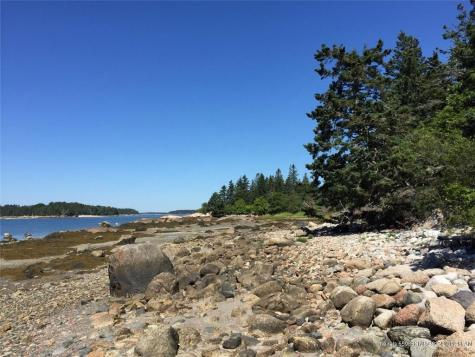 Map 3 Lot Kelley Point Rd Brooklin ME 04616