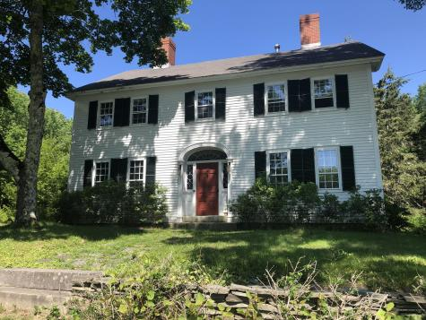 43 Tenney Hill Blue Hill ME 04614