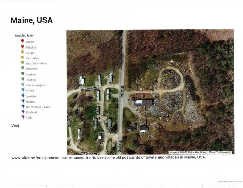 276 & 280 Curtis Road Swanville ME 04915