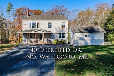 40 Deerfield Drive Waterboro ME 04061