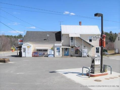 911 Station Road Hebron ME 04238