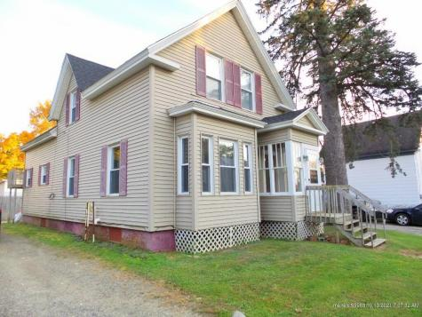 5 Boothby Street Waterville ME 04901