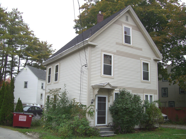 60 Chestnut Street Gardiner Me 1470161 Allmainehomes Me Real Estate For Sale