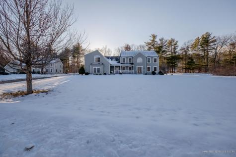 7 Forest View Drive Falmouth ME 04105