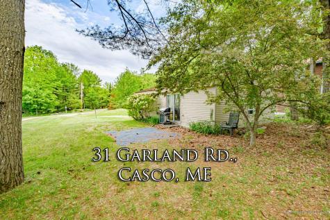 31 Garland Road Casco ME 04015