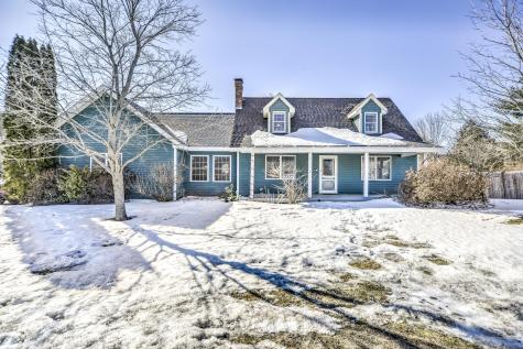 6 Clearview Avenue Waterville ME 04901