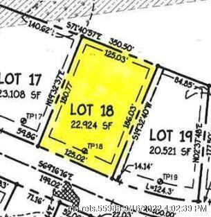 Lot 18 Rt 1A (Honey Hill Estates) Hampden ME 04444