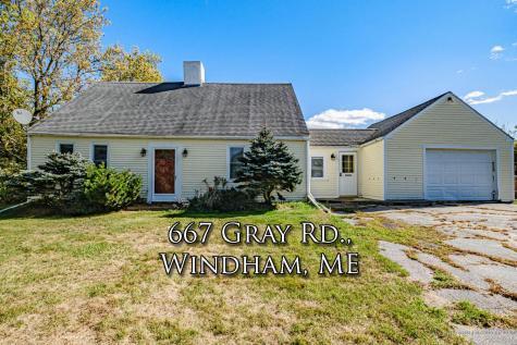 667 Gray Road Windham ME 04062