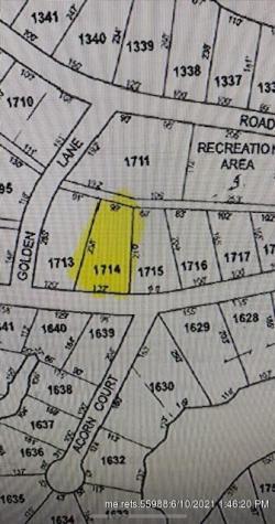 Lot 1714 Sequoia Lane Waterboro ME 04061