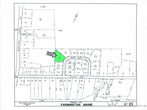 MU23 L11-3 Kashke Drive Farmington ME 04938