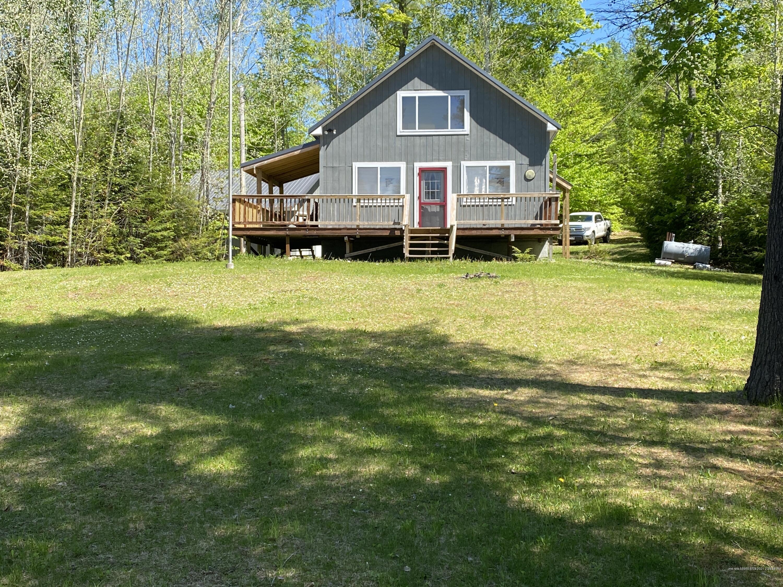 Lakefront Cottage Upper Hot Brook Lake Maine