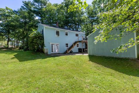 35 Ready Point Road Wiscasset ME 04578