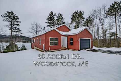 80 Acorn Drive Woodstock ME 04219