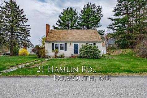 21 Hamlin Road Falmouth ME 04105