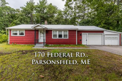 170 Federal Road Parsonsfield ME 04047