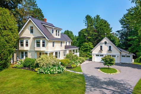 257 Foreside Road Falmouth ME 04105