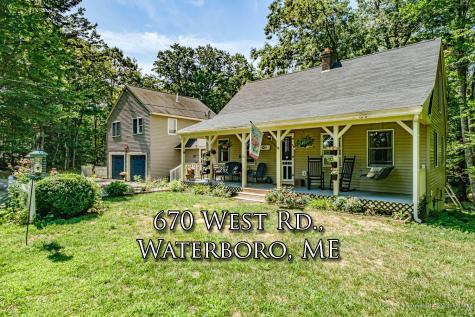 670 West Road Waterboro ME 04087