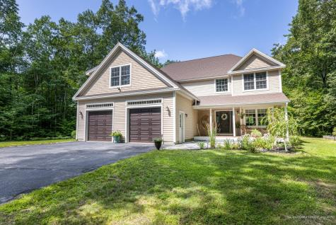 52 Oxford Woods Drive Falmouth ME 04105