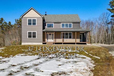 37 Ledgeview Drive Buxton ME 04093