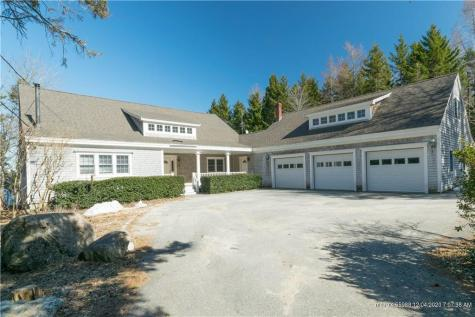 691 Bay Road Brooklin ME 04616