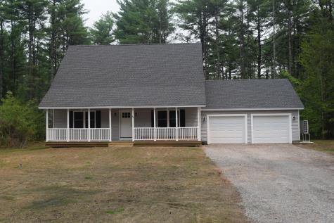 Lot 17 Christopher Street Fryeburg ME 04037