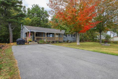 162 Spruce Swamp Road Road Buxton ME 04093