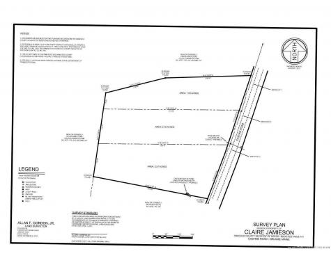 805 Castine Lots1-3 Road Orland ME 04472