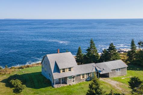33 Cliff and 0 Clover Road Bristol ME 04554