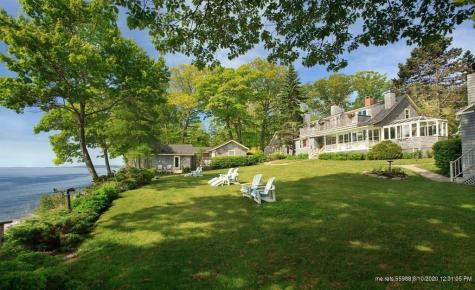 55 Sunrise Point Road Lincolnville ME 04849