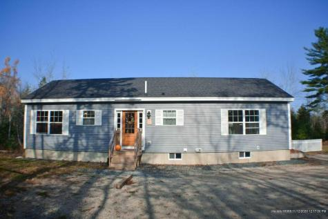 48 Woodward Lane Blue Hill ME 04614