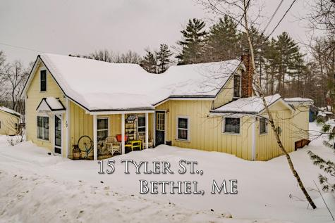 15 Tyler Street Bethel ME 04217