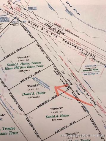 B Old County Road Hiram ME 04041