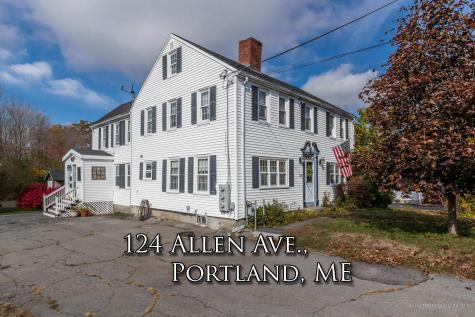 124 Allen Avenue Portland ME 04103