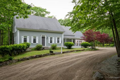 50 Clement Huff Road Kennebunkport ME 04046