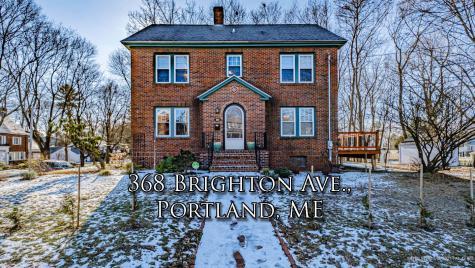 368 Brighton Avenue Portland ME 04102