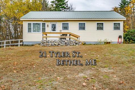 21 Tyler Street Bethel ME 04217