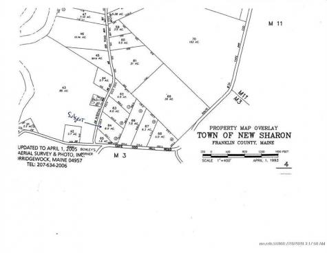 Lot 64 Intervale Road New Sharon ME 04955