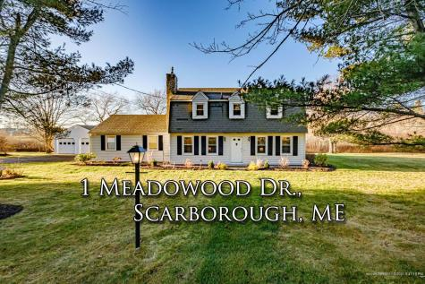 1 Meadowood Drive Scarborough ME 04074