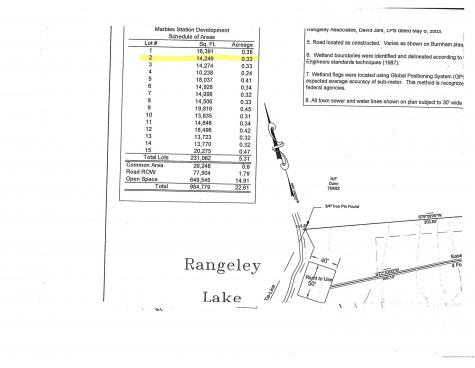 2 Marbles Way Rangeley ME 04970