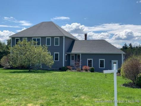 32 Country Meadow Drive Hampden ME 04444