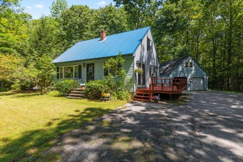 13 Chandler Mill Road New Gloucester ME 04260